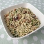 Hennepzaad risotto