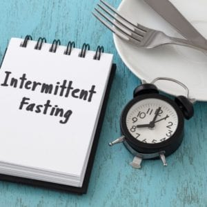 Intermittent fasting (if)