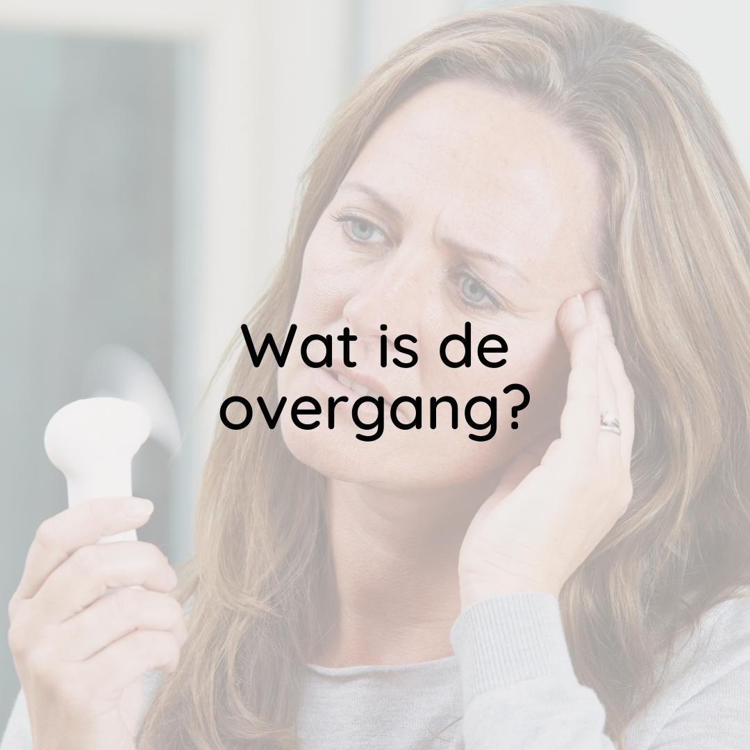 wat is de overgang