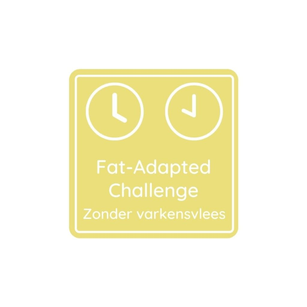 zv fat-adapted challenge